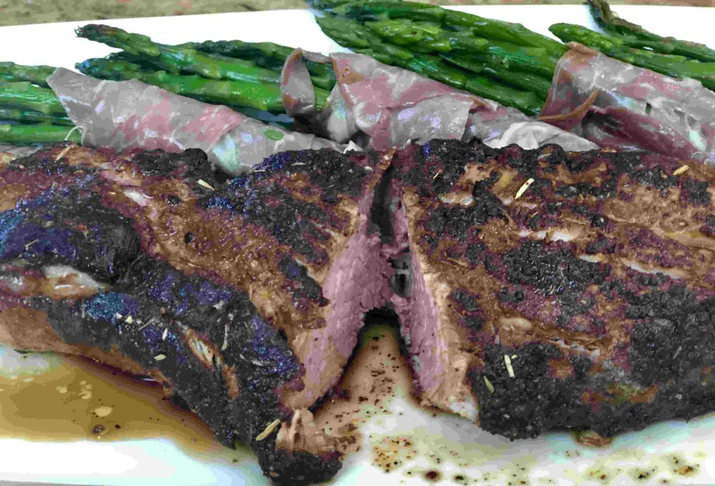 Spice Rub Pork Tenderloin