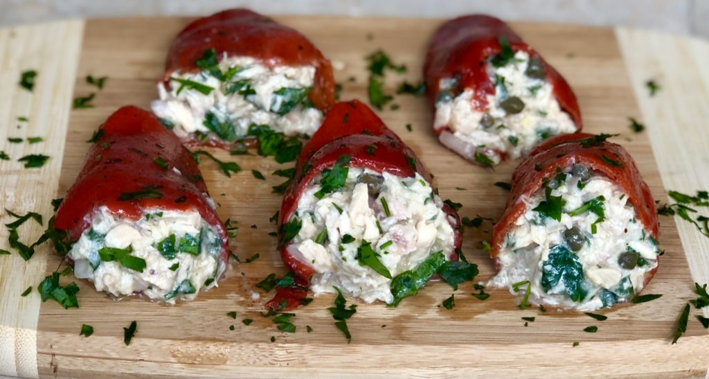 Piquillo Peppers Stuffed