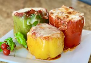 Best Ever Stuffed Peppers